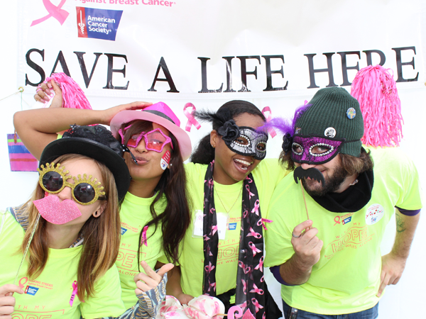 American Cancer Society – Making Strides DC 2016