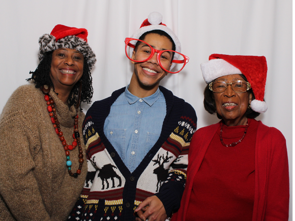 Council Member Brandon Todd's Holiday Party