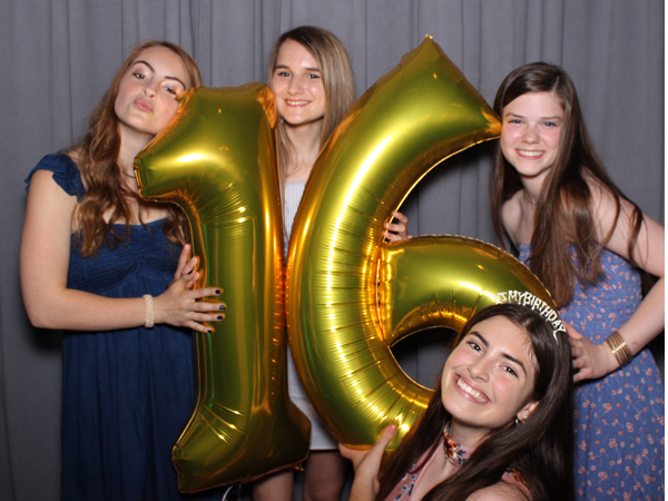 Grace & Molly's Sweet 16