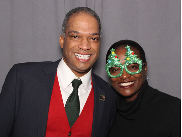 Council Member Brandon Todd's Holiday Party – 2019
