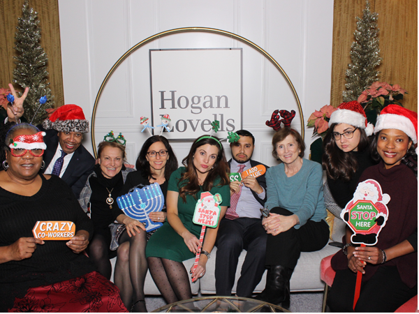 Hogan Lovells Holiday Party – 2019